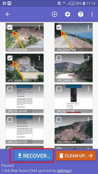 Cách sử dụng DiskDingger photo recovery - 3