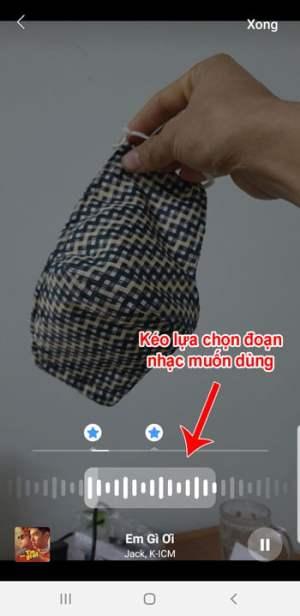 Chen nhạc lên facebook - Bước 7