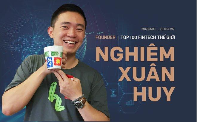 Nghiêm Xuân Huy - CEO Finhay