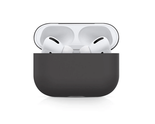 housse airpods gris