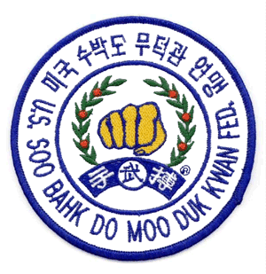 The us soo bahk do moo duk kwan federation fedfistpatch300dpitransparenttuk fandeluxe Image collections