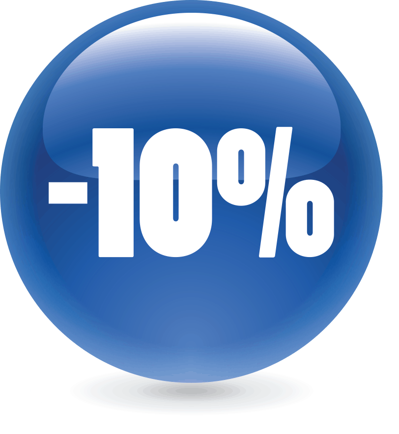 10% Not-So-Early-Discount Until Oct 31
