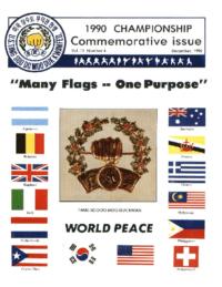1990 12 Usa Moo Duk Kwan Federation Newsletter