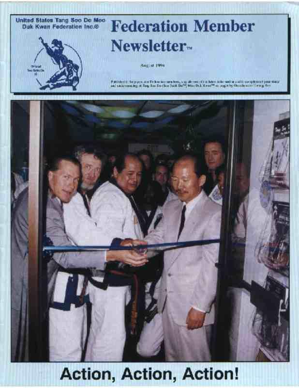 thumbnail of 1994 08 Usa Moo Duk Kwan Federation Newsletter