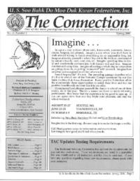 2000 07 Usa Moo Duk Kwan Federation Newsletter