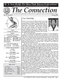 2005 05 Usa Moo Duk Kwan Federation Newsletter