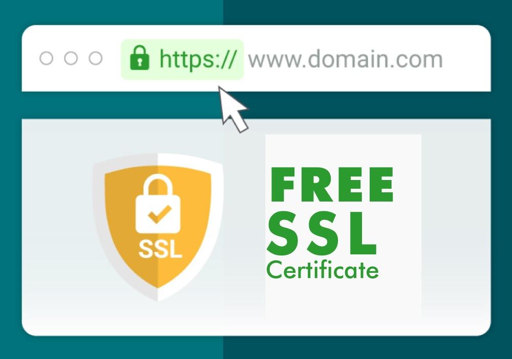 Best Free SSL certificate provider to HTTPS