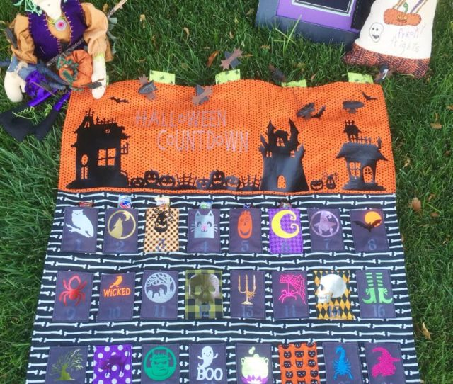 Halloween Sewing And Craft Party