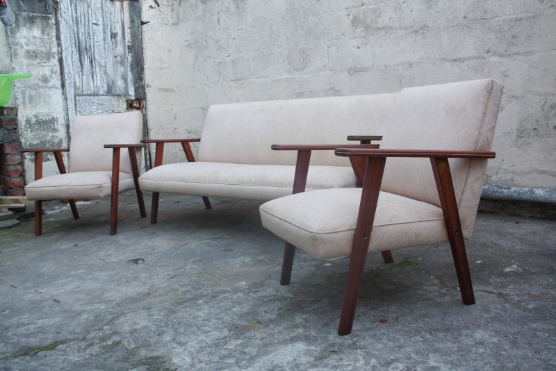 matching 3 seater couch with 2 matching armchairs