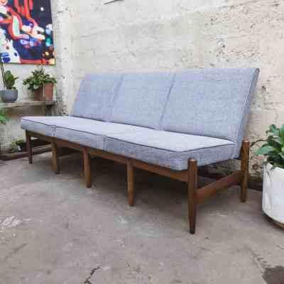 crafted four piece modular sofa