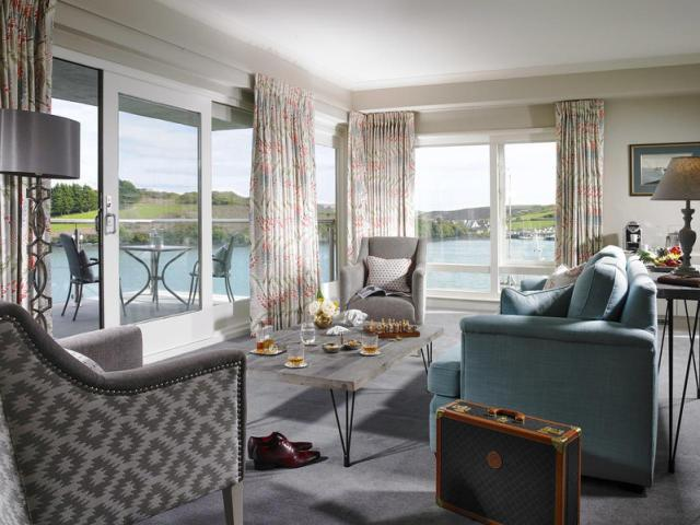 Suite at The Trident Hotel, Kinsale, Cork