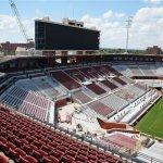 Oklahoma Stadium Football