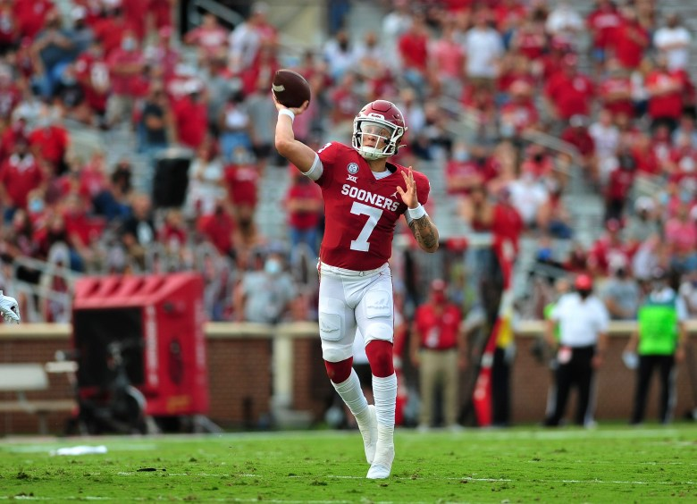 OU football: Why Spencer Rattler was named the starting quarterback