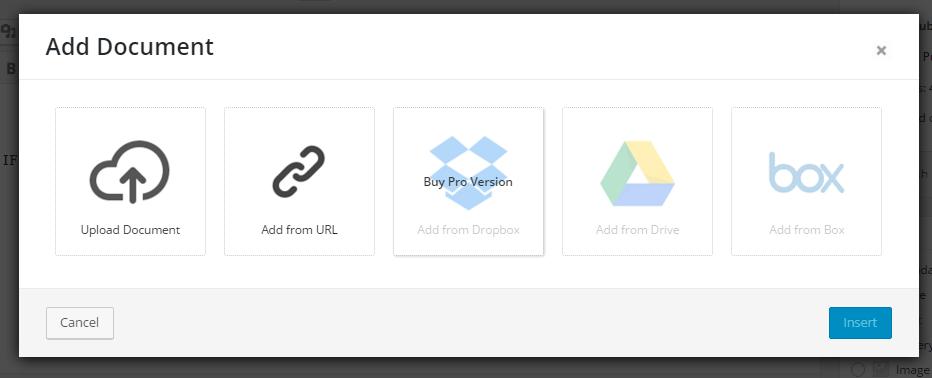 SlideShare clone using WordPress