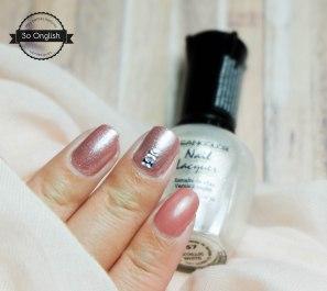 Vieux rose et nacre blanche-8