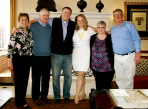 Chadwick & I with our amazing parents