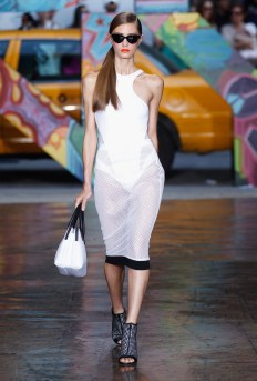 DKNY Spring Summer 2014 New York Fashion Week
