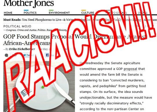 MOTHER JONES-RACISM