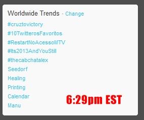 cruztovictory-trending-ww