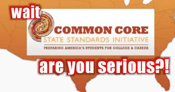 common-core-serious
