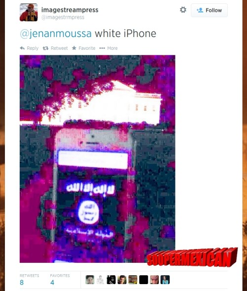 isis at white house -1