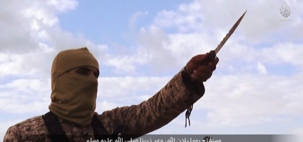 isis video 02
