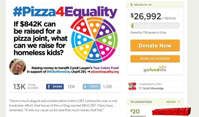 pizza 4 equality