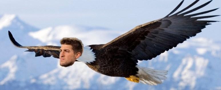 tim tebow eagles