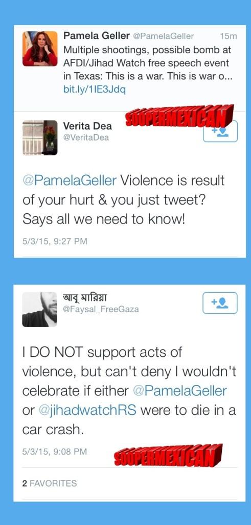 Garland tweets muslims blank big 11