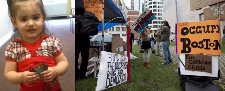 bella bond occupy boston