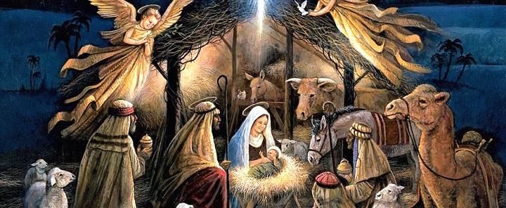 nativity scene christmas