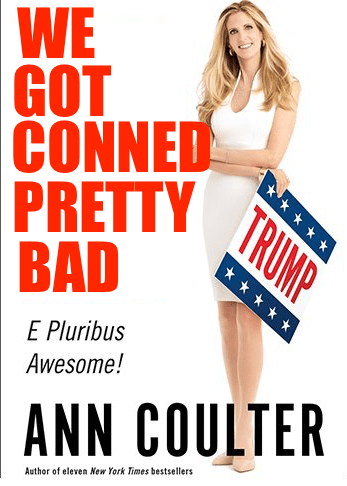 ANN COULTER CONNED BOOK