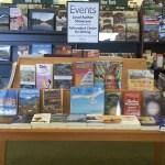 Barnes & Noble Local Author Showcase Table