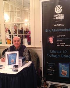 Eric Mondschein at the Chronicle Book Fair.