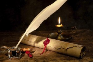 quill-pen-scroll-parchment