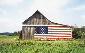 flag-american-barn