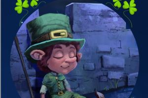 'The Lazy Leprechaun' by Conor Cassidy