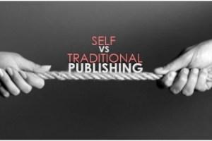 #Marketing Mondays: Self-Publishing Vs. Traditional Publishing