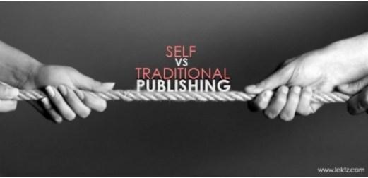 Self-Publishing Vs Traditional Publishing