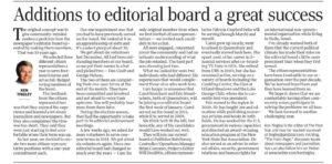 Post Star Editorial Board