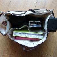 219/366 Bag Organiser