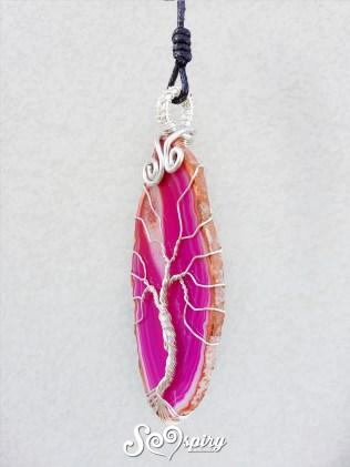 albero-della-vita-argentato-wire-wrap-su-fetta-di-agata-fucsia-silver-copper-wire-wrapped-tree-of-life-on-pink-agate-slice-3