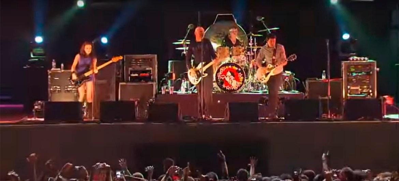 Smashing Pumpkins no Planeta Terra Festival 2010
