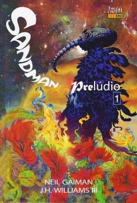 Capa Sandman: Prelúdio Volume 1
