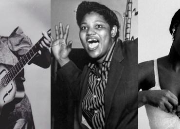 Mulheres Negras no Rock