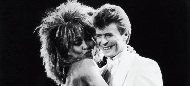 Tina Turner e David Bowie