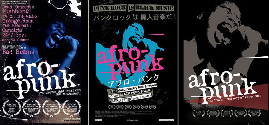 Afro-punk documentário
