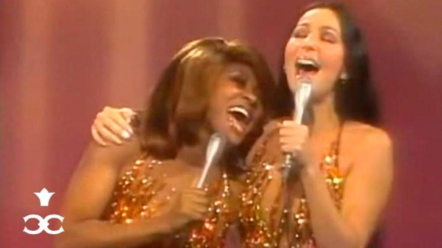 Tina Turner e Cher