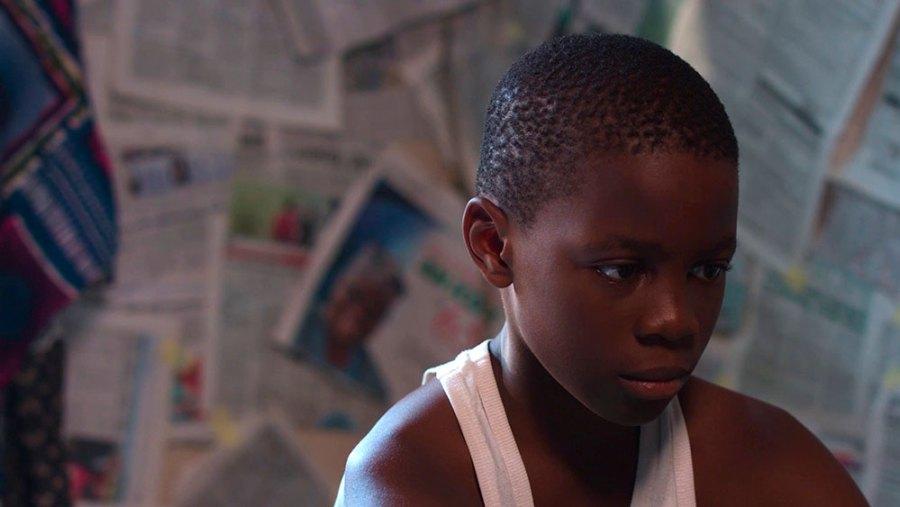 Cine África: Menino em primeiro plano