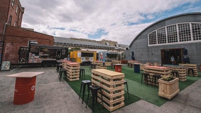 Perth Mess Hall - Perth Food Truck Park